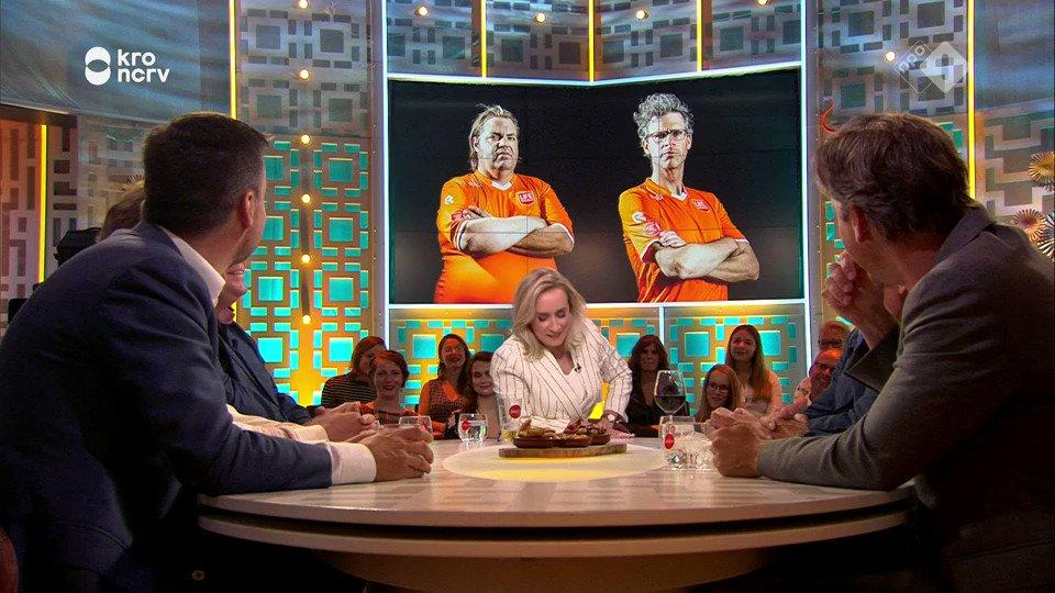 Jinek gemist? Guus Hiddink over WK Daklozen