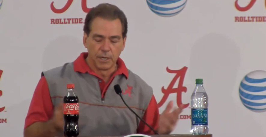 Like him or not...Nick Saban is right about this one