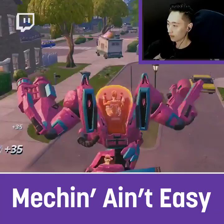 Everythings better with mechs.