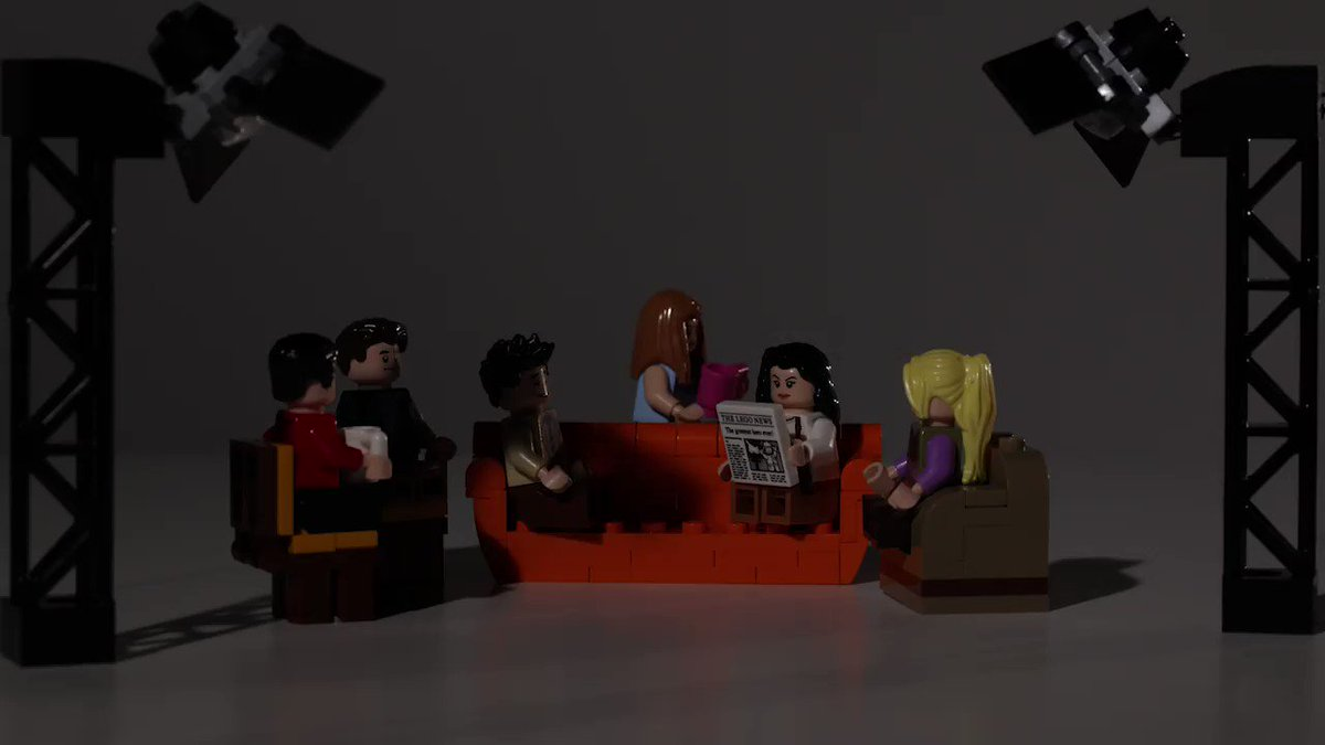 Could we BE any more excited to build Central Perk?! ☕️ #Friends25 LEGO.build/FriendsCentral… @FriendsTV
