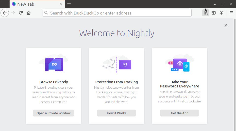 Firefox Nightly 🔥 - @FirefoxNightly Twitter Profile and