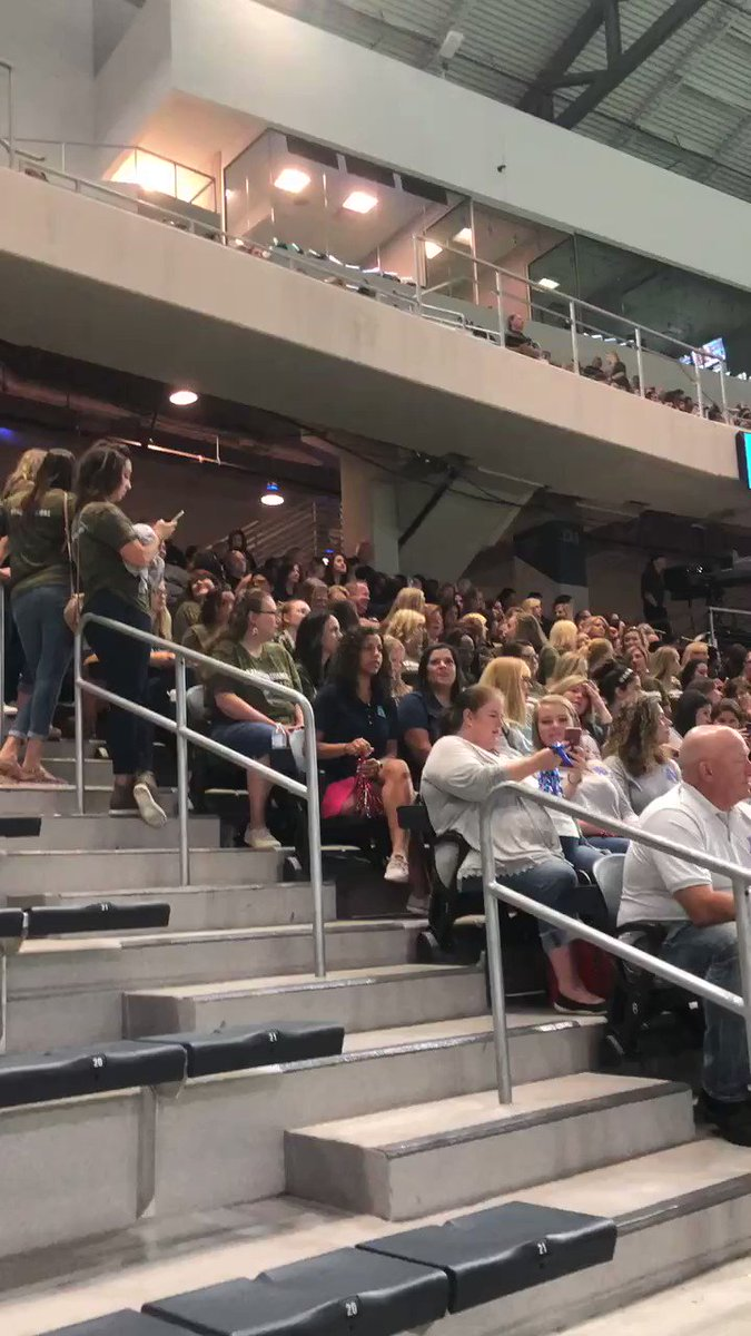It's go time for these amazing educators. Welcome back @friscoisd #ourfisdstory