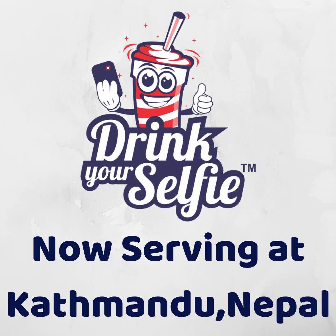 Friends, it's a great pleasure to announce that @DrinkYourSelfie is now serving in Kathmandu Nepal. .#DrinkYourSelfie #NowServing #kathmandu #kathmanduvalley #kathmandufood #kathmandugear #kathmandunepal #kathmandudiaries #kathmandusightseeing #kathmandurestaurant
