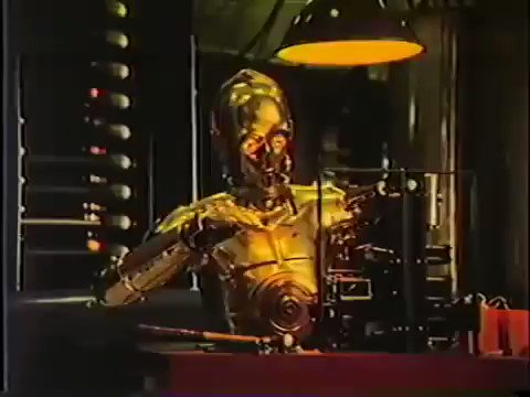 Looking back, it's pretty fucking cool that R2 was a smoker.