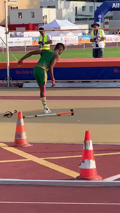 こんなの見ると、パラリンピックに注目せずにはいられない。Superhuman😎