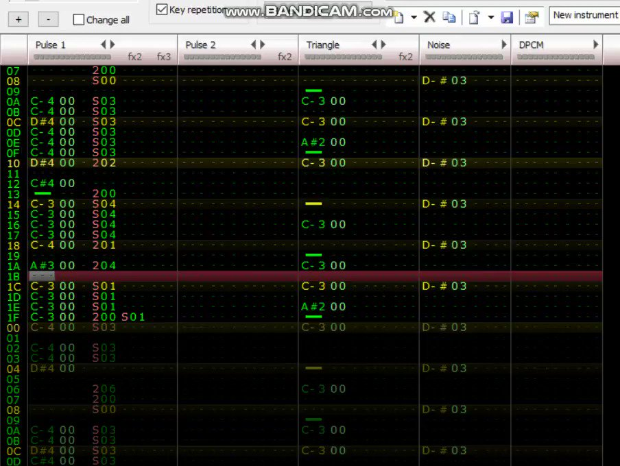 Famitracker tagged Tweets, Videos and Images on Twitter