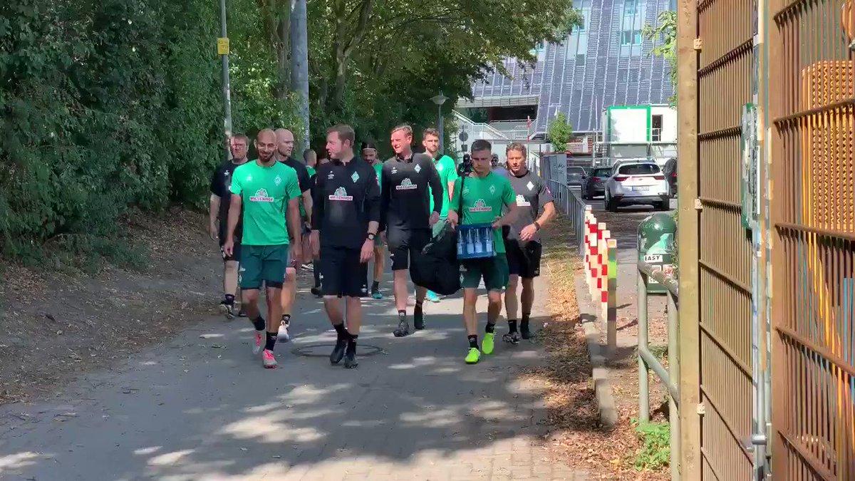 """56-80 SV Werder Bremen GOTS Baby-Body /""""Werder/""""  Gr"""