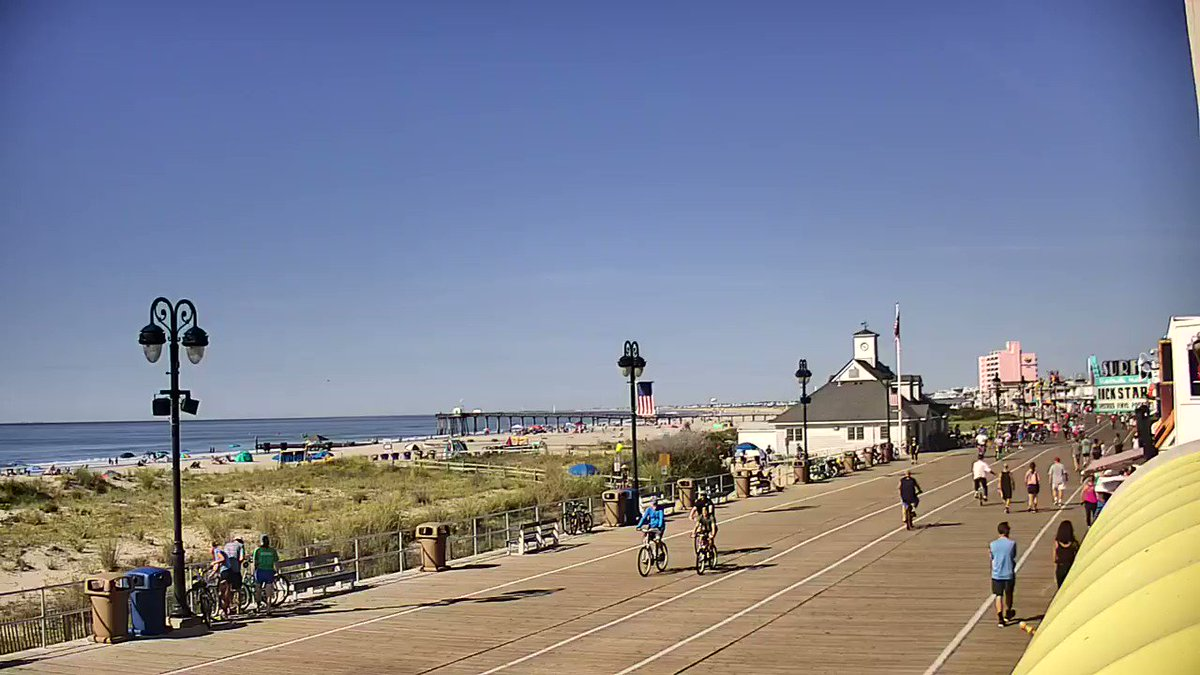 NJ Beach Cams - @NJBeachCams Twitter Profile and Downloader