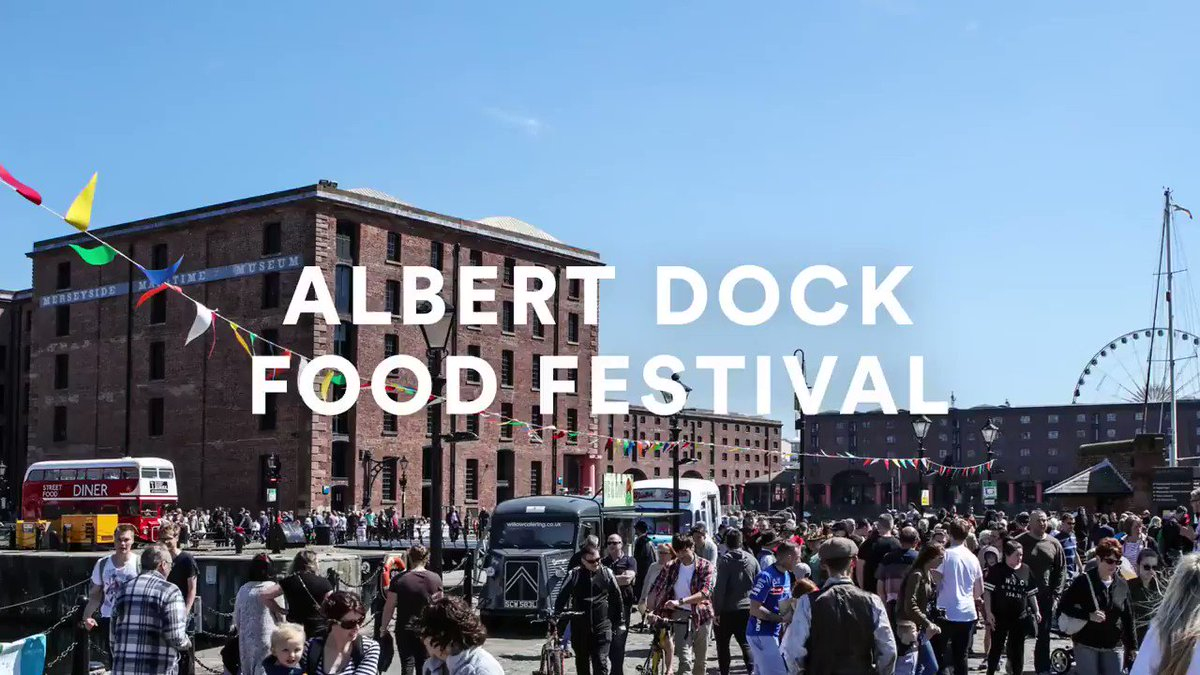 🍴| FEAST⁠ Calling all #foodies!! This #September, the #RoyalAlbertDockLiv will play host to some of the finest #foodanddrink traders.⁠ Our brand new #festival will provide a feast of flavours for you to #taste & #slurp your way through. 👉🏻 albertdock.com/whats-on/food-…⁠⠀