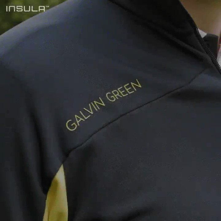 The INSULA™ is a mid-layer, it works under GORE-TEX and INTERFACE-1™ as a warming layer but it still breathes together with the fabric. Check out DAVE in the INSULA™ fabric, available in four colours » bit.ly/2MOETRq #galvingreen #insula