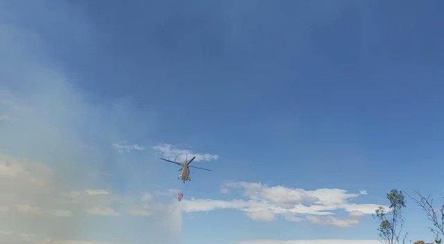 Arduo trabajo para los bomberos de Quito este fin de semana