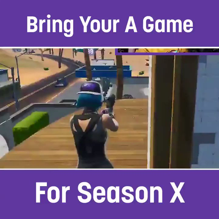 Bring your A-game or get Fs in chat.