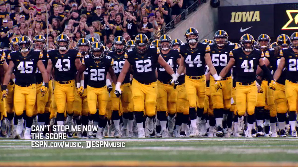Iowa, Notre Dame Among Snubs From SI's Best Tradition Ranking