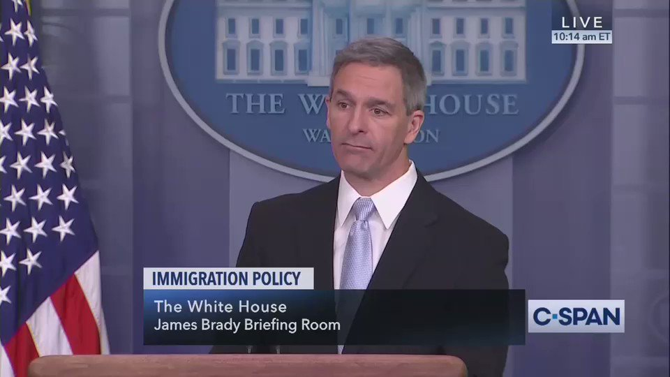 USCIS acting chief says investigations into Mississippi workplaces are still ongoing