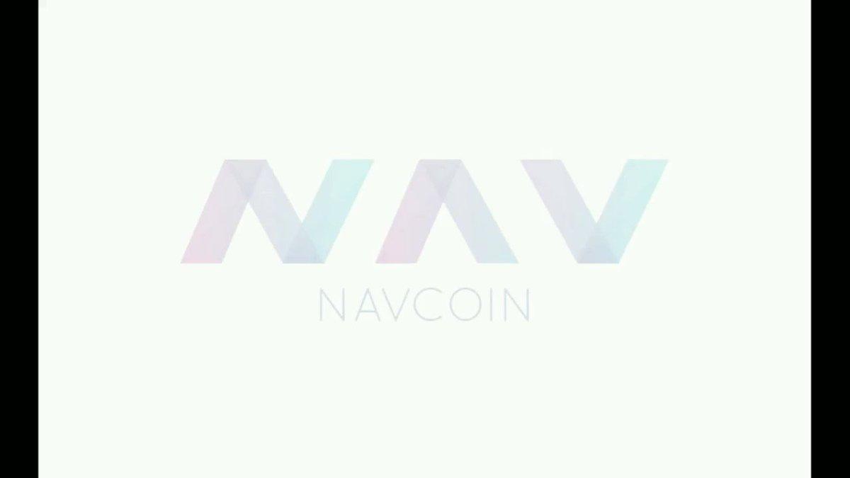 Image for the Tweet beginning: Sending @NavCoin around the world