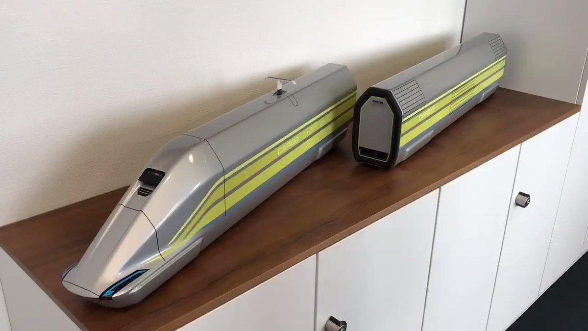 #Schienenverkehrsforschung im DLR - Karsten Lemmer, DLR-Vorstand für Energie und #Verkehr, über alternative Antriebe, innovative Zugkonzepte und nutzerfreundliche Systeme für die Mobilität der Zukunft