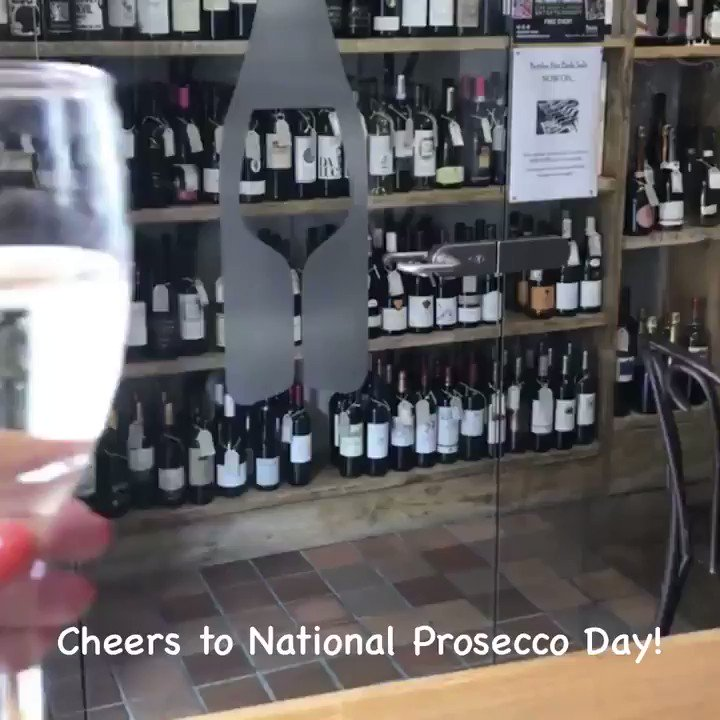 Cheers to #nationalproseccoday!... Drink some bubbles at Bottles & take advantage of our Wine Down Offer! 🥂🍾  Drink in with no corkage charge. Monday to Thursday 12pm till close, Friday 12pm to 9pm &Sunday 3pm till close.  #proseccolovers #prosecco #winebar