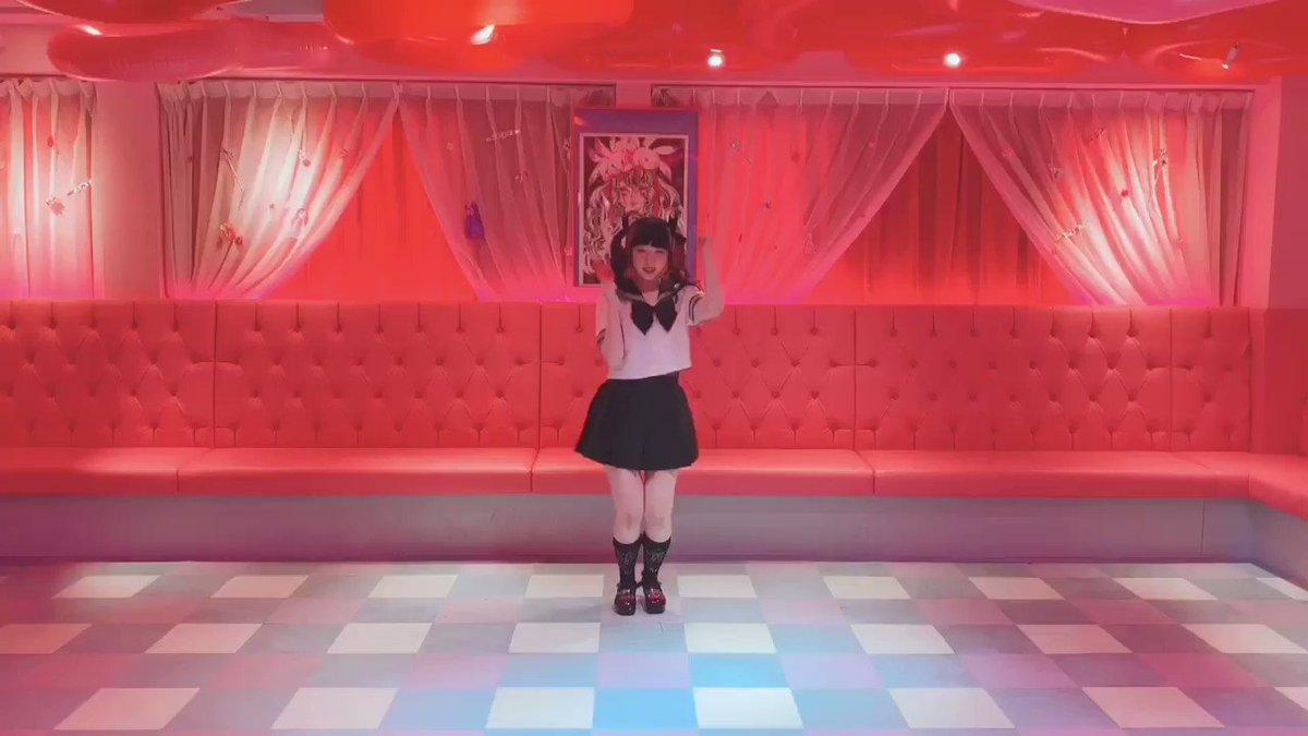 【るん踊ってみた】リリリリ★バーニングナイト踊りました〜^ - ^初めての踊ってみたです♡ドキドキるんのYouTubeチャンネルもできたのでぜひね🙆♀️💕