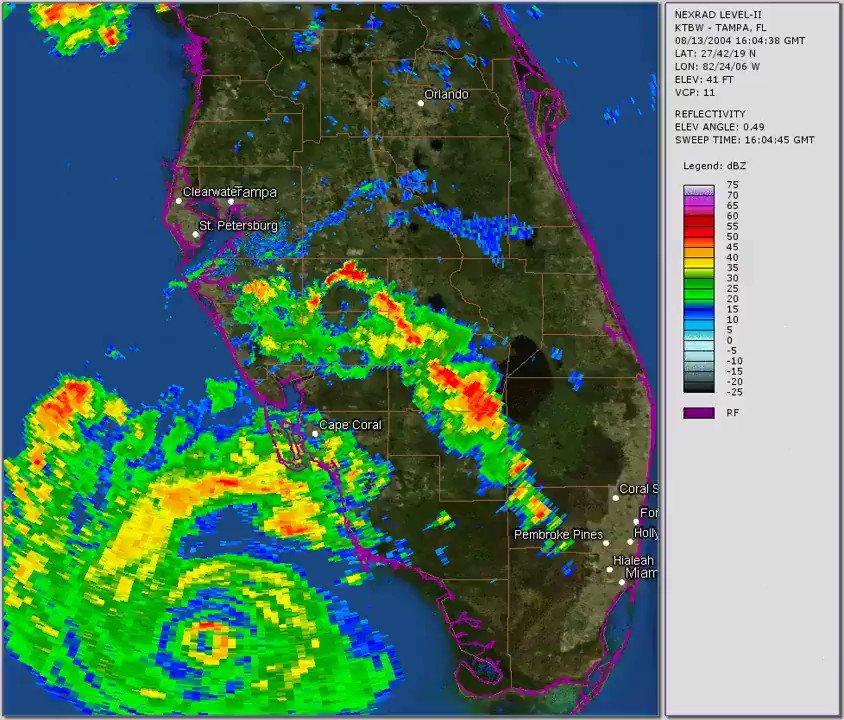 @PaulFox13's photo on Hurricane Charley
