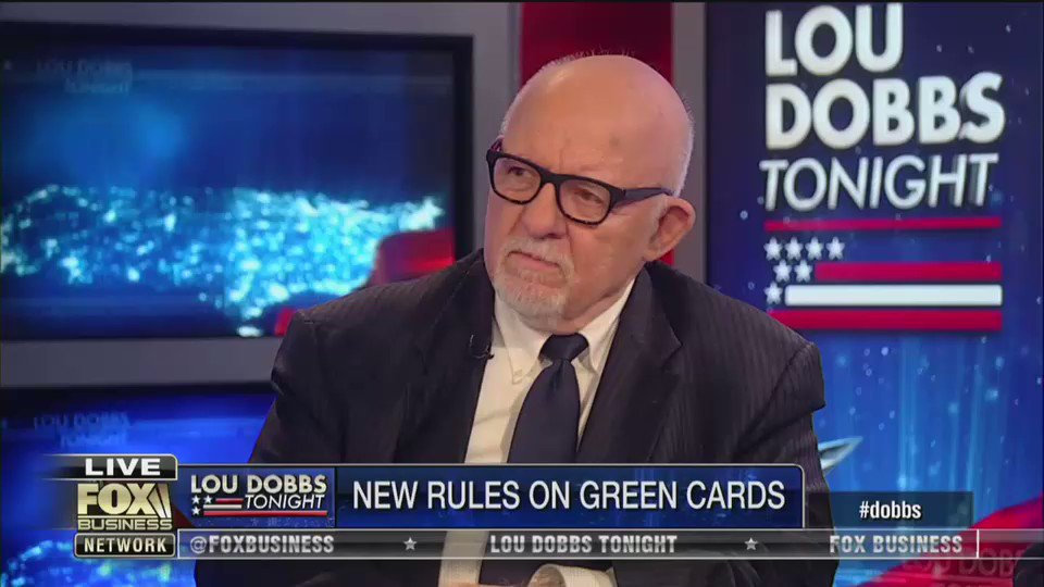 Lou Dobbs warns Trump should listen to his base on immigration and guns