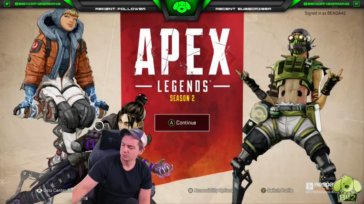 APEX SOLOS?!Now you can see my true power.