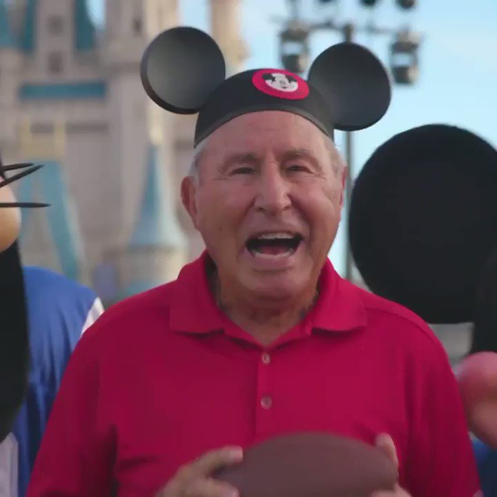 Thought Times Square was the worst College Gameday location? Think again (it's Disney World)
