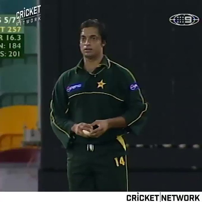 This delivery Shoaib Akhtar turns 44 today!  Happy birthday