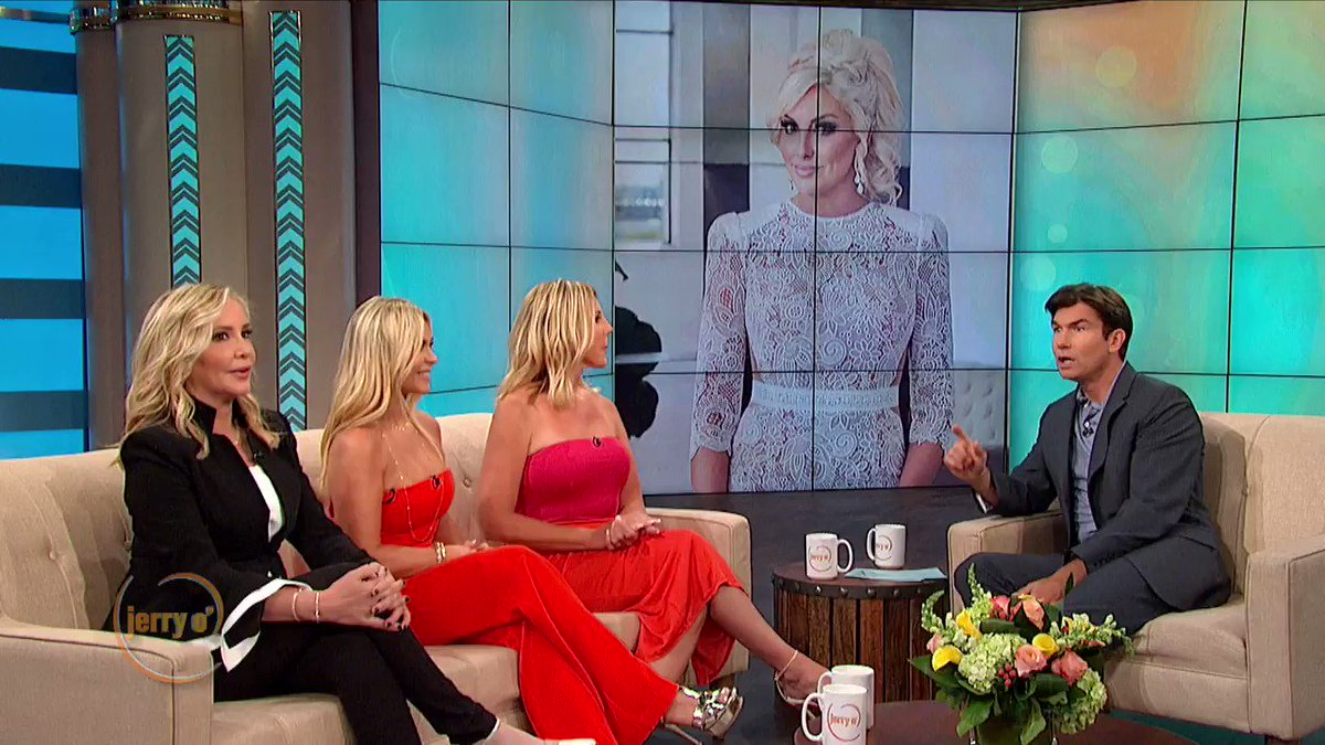 "The ""Tres Amigas"" @Vgunvalson @ShanonBeador @TamraBarney give us the inside scoop on this season's drama, casting shakeups and more."