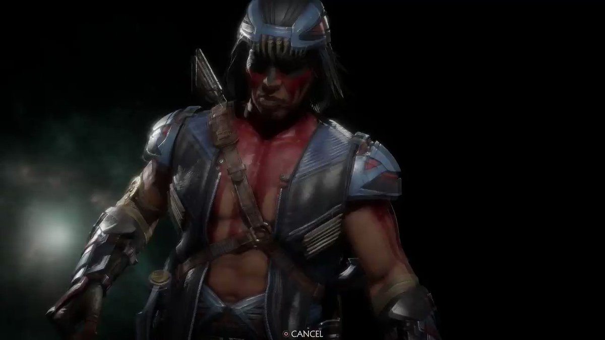Why are Nightwolf's outros so godlike? #MortalKombat11