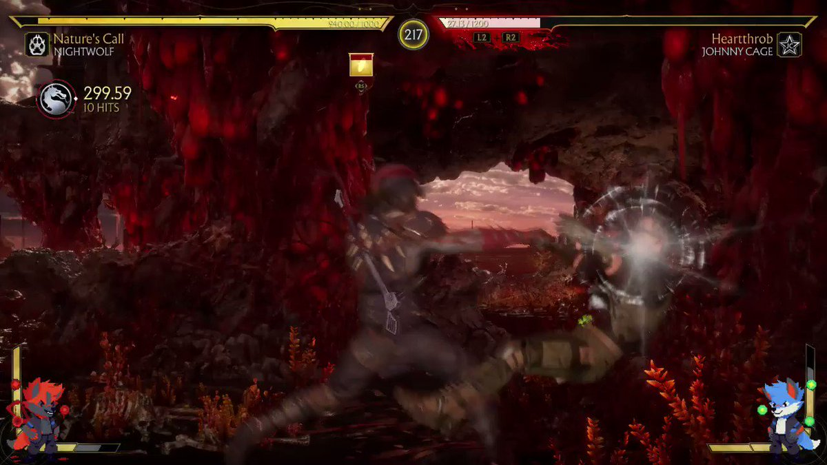 Yall not fucking with my NightWolf x Cassie Tag combos