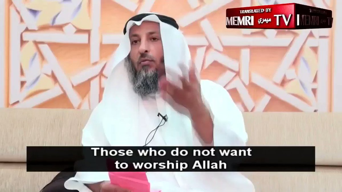 "Image result for top Middle eastern Cleric ""Enslave all those who don't embrace Islam or kill them."""
