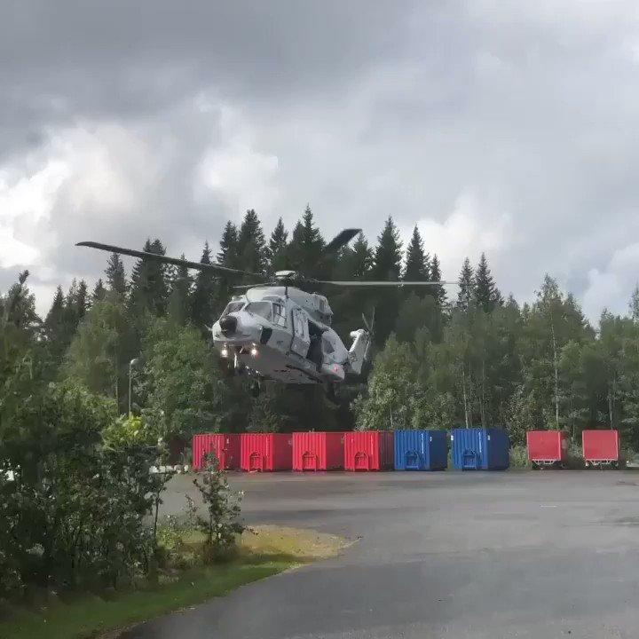 🎥 Oskar Sundqvist & Lord Stanley gör entré 🚁