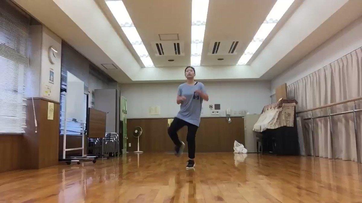 今日の練習の合間に踊ってみたアラジン舐めてた(何度もデモンストレーションするのに全然かっこよく踊れないきょっち)