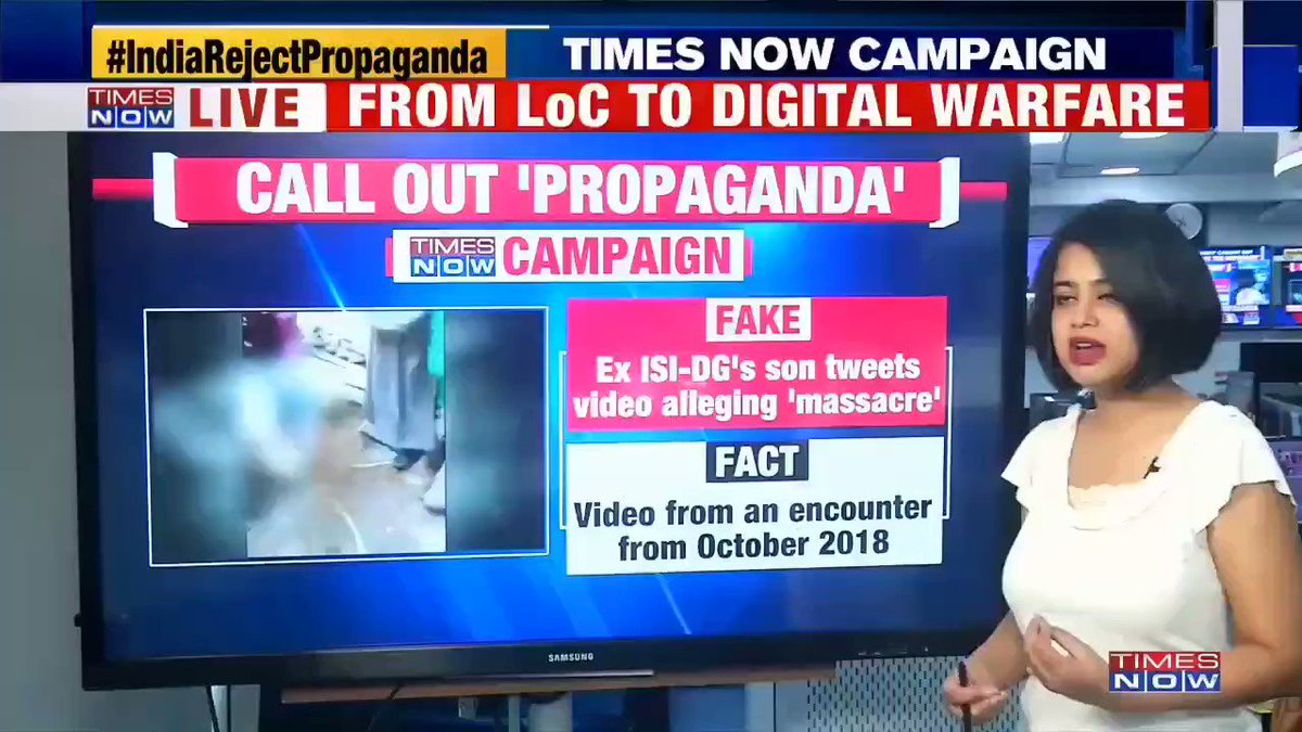 Here @TimesNow tries to fact check a meme by a parody account run by a bhakt. Ends the fact check declaring that twitter handle is run by Pakistani ISI handle. 🙆🙆🙆
