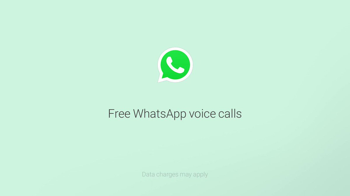 Have a bad signal? 📶 Try using WhatsApp calling, which works in low bandwidth areas, to reach your loved ones.