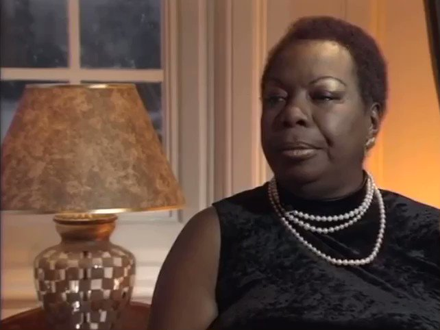 Nina Simone letting y'all know you do not want the smoke. I'm cryingg