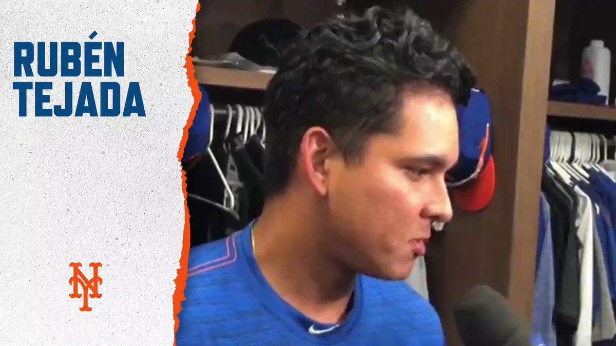 Tejada makes triumphant return to Mets