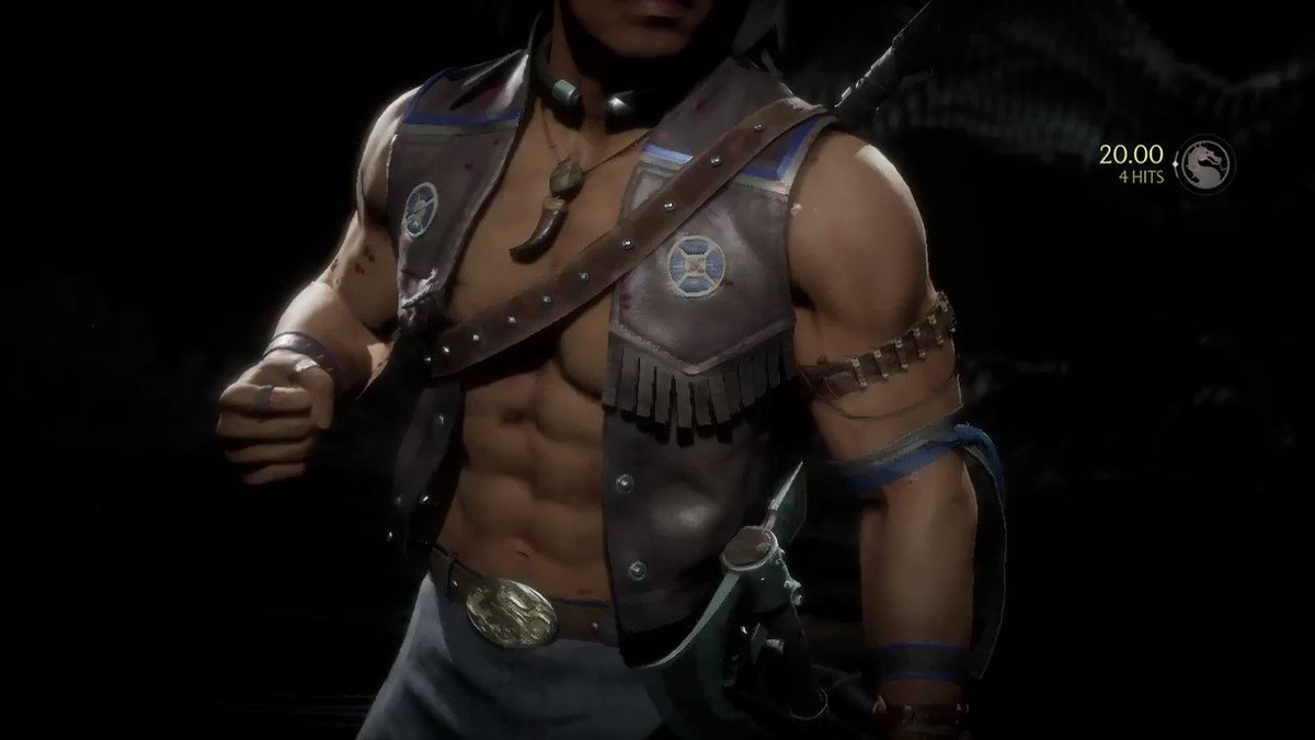 Nightwolf really does have the best outro in the game. #MortalKombat11