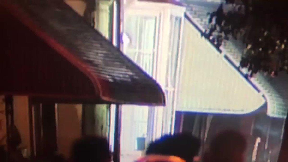 Gunman In Custody After Shooting 6 Cops During 8 Hour