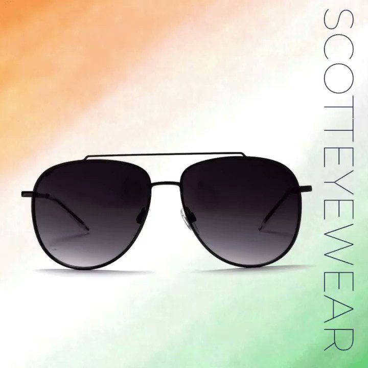 Celebrate this freedom on #IndependenceDay with your favourite Scott Sunnies.  #ScottSunnies #ISeeYou #Spotted #Scotted #Fun #ScottFamily #SpotTheScott #BondOverScott #ScottTheSun #AnilKapoor #SonamKapoor #scotteyewear