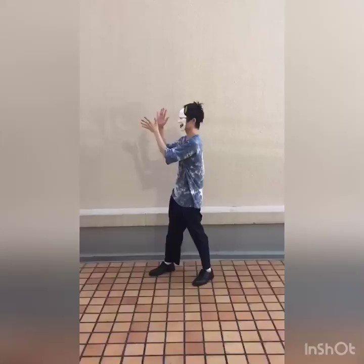 踊ってみた。#ケボーンダンス  #リュウソウジャー