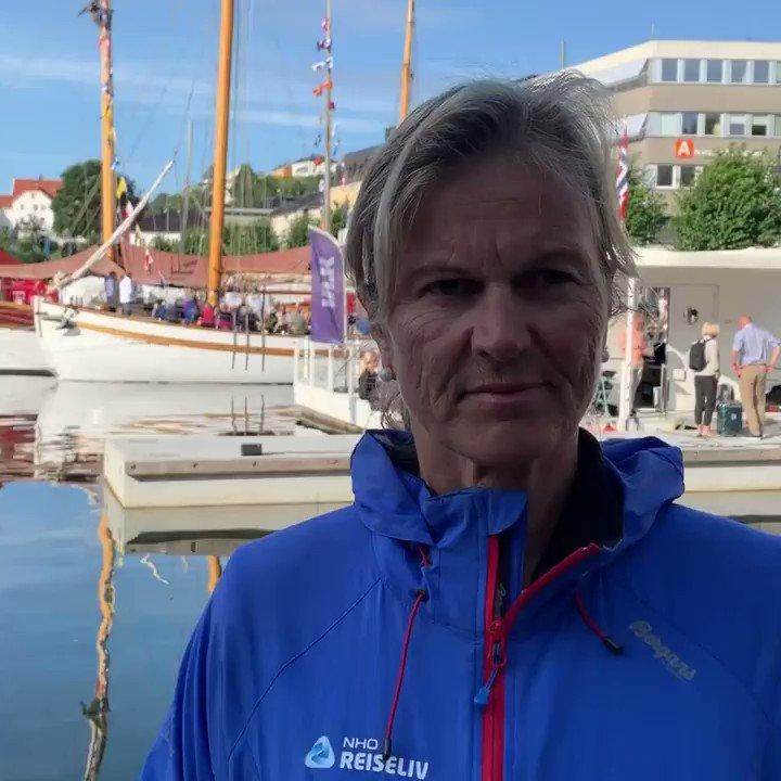 Takk for oss, Arendal! nhoreiseliv.no/nyheter/2019/c…
