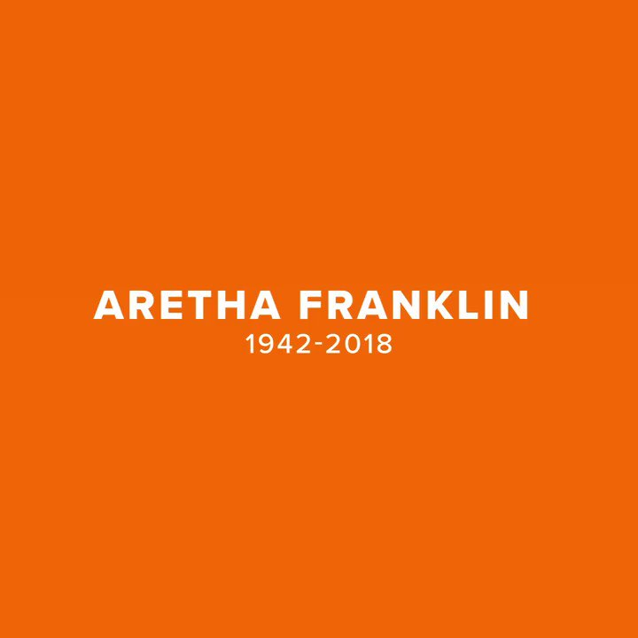 The first woman inducted into the @rockhall - Aretha Franklin was an artist of passion, sophistication and command, whose recordings remain anthems that defined soul music. Long live the Queen. - @rockhall Listen to all her hits on @Spotify now: lnk.to/ThisIsAretha