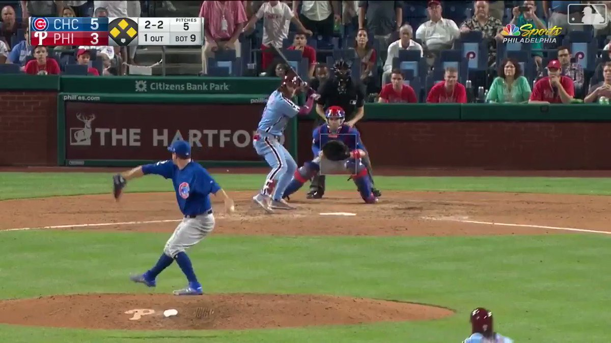 Heres the Bryce swing and Kruks OH MY GOD on repeat