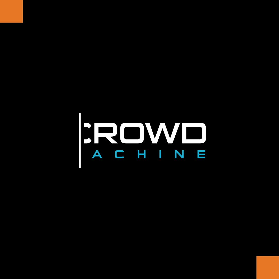 Image for the Tweet beginning: Crowd Machine GO, the latest