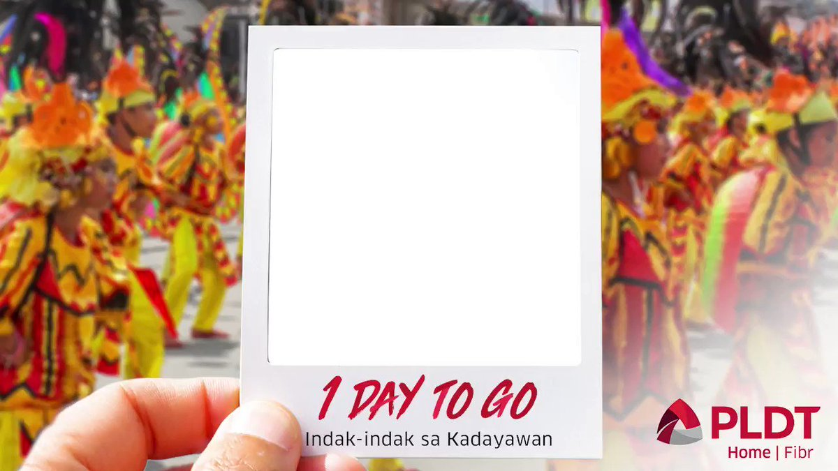 Tomorrow's the biggest day of the Kadayawan Festival! Experience the celebration of thanks and enjoy the vibrant colors, costumes & performances you'll definitely love!  #FibrKadayawanExperience  #PLDTHomeFibr