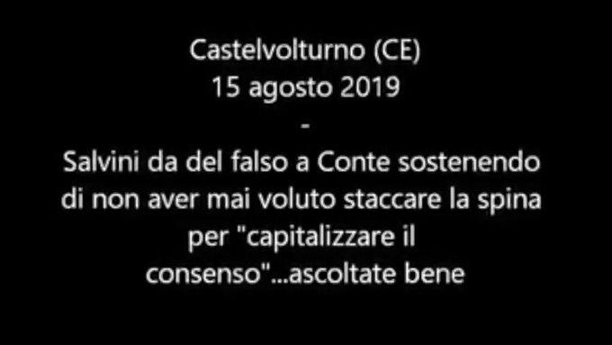 #SalviniBugiardo Foto
