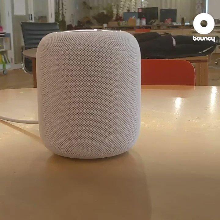 ついに日本でも買えるように!!!ここがすごいよAppleの最新スマートスピーカー「HomePod」スペックはこちら👉#HomePod #Apple #AppleMusic