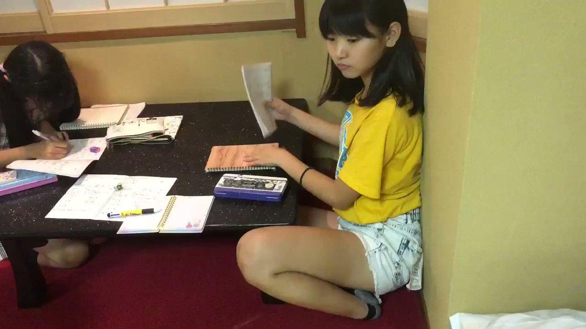 いもうとシスターズ大阪アイドルクラス - 【運営】宿題タイム→順番にお風呂