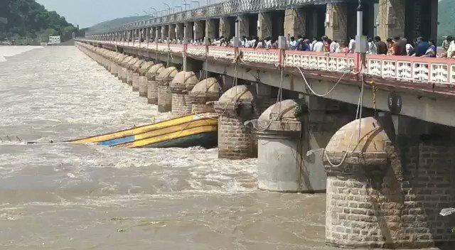 Image result for ప్రకాశం బారేజ్
